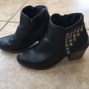 Mossimo Supply Co. Shoes - Ankle Booties with Studs